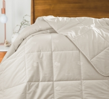 """Одеяло """"KARNA"""" натуральная шерсть (155x215) см"""